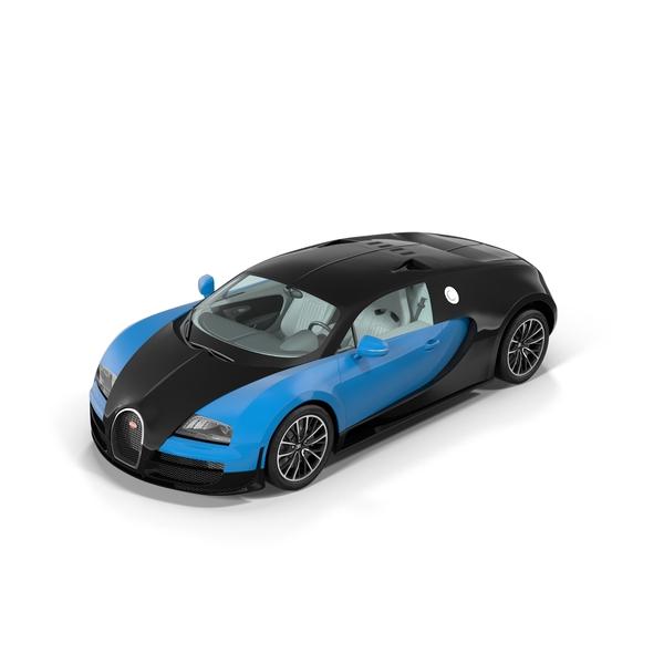 Bugatti Veyron Object