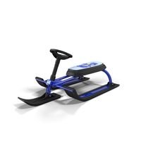 Snow Sled PNG & PSD Images