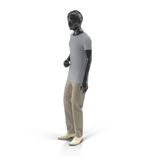 Showroom Mannequin Male PNG & PSD Images