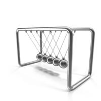 Newton Cradle Object
