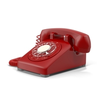 Retro Phone PNG & PSD Images