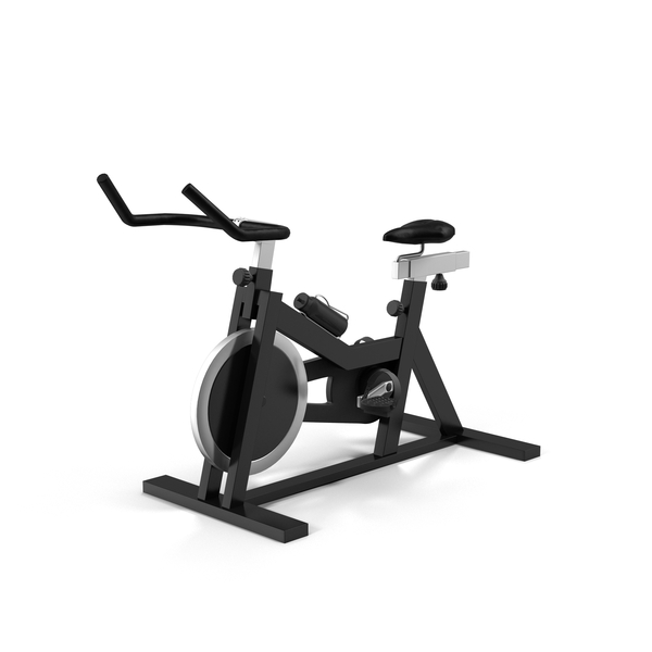 GYM Fitness Bike PNG & PSD Images