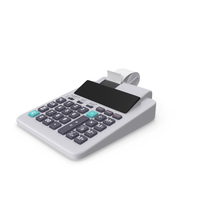 Adding Machine PNG & PSD Images