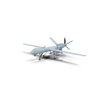 Reaper Drone PNG & PSD Images