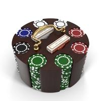 Poker Chip Carousel Object