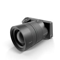 Lytro Illum Digital Camera PNG & PSD Images