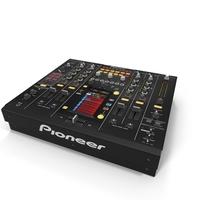 DJM2000 Nexus Mixer PNG & PSD Images