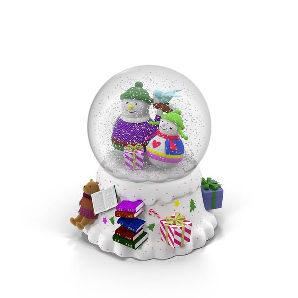 Snow Globe Object