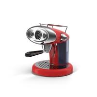 Francis Francis X7 Espresso Machine PNG & PSD Images