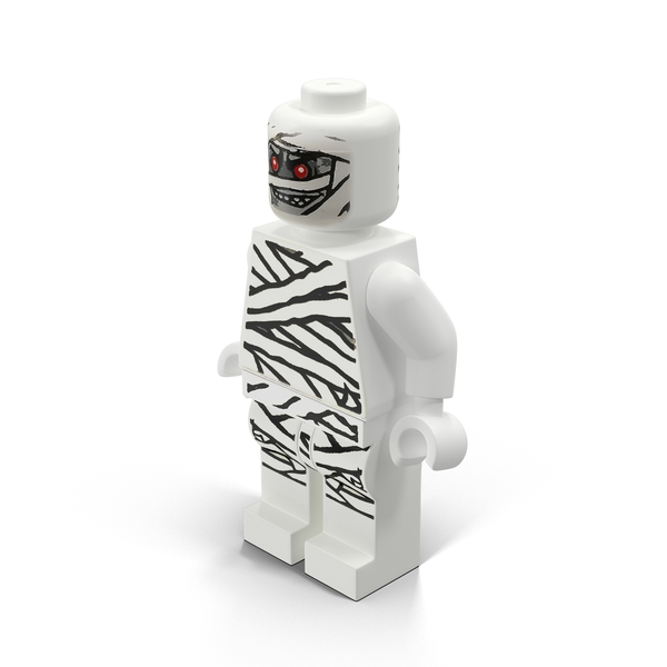 LEGO Mummy Object