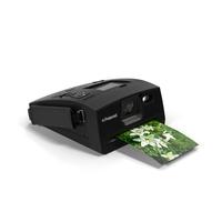 ZINK Polaroid Z340 PNG & PSD Images