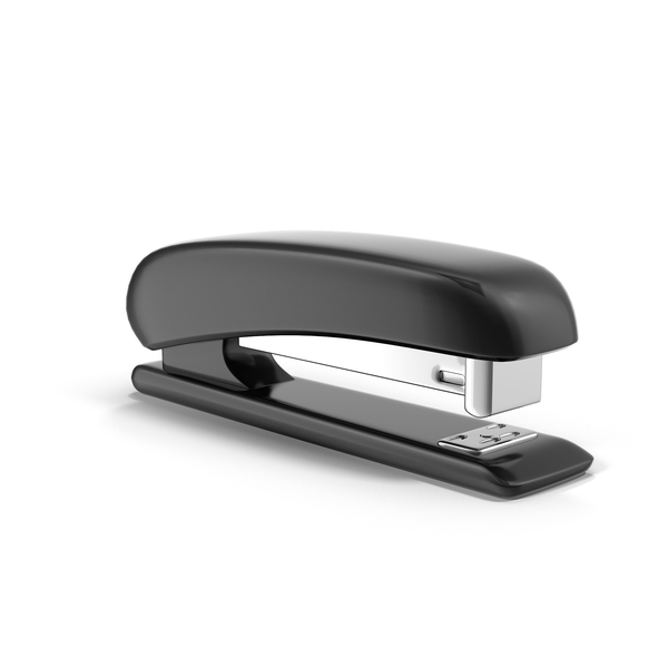 Black Stapler Object