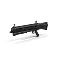 UTAS UTS-15 Tactical Shotgun PNG & PSD Images