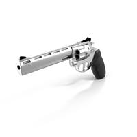 Taurus Raging Bull Revolver PNG & PSD Images