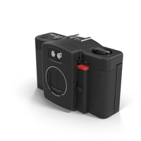 Lomo LC-Wide Film Camera PNG & PSD Images