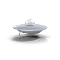 UFO Spaceship PNG & PSD Images