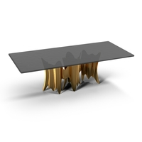 Koket Obssedia Dining Table PNG & PSD Images