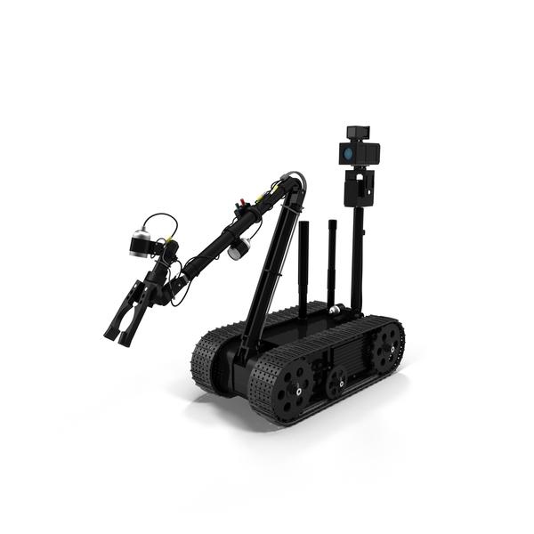 Bomb Disposal Robot PNG & PSD Images