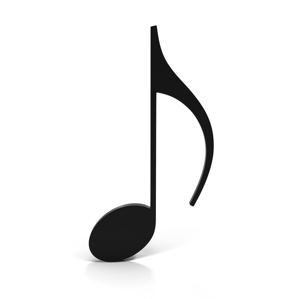 Eighth Note PNG & PSD Images