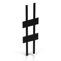 Sharp Symbol PNG & PSD Images