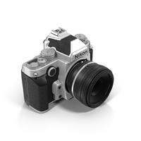Nikon DF DSLR Camera PNG & PSD Images