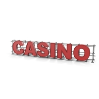 Casino Sign PNG & PSD Images