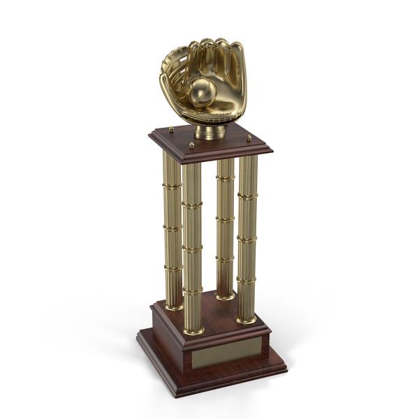 Baseball Trophy PNG & PSD Images