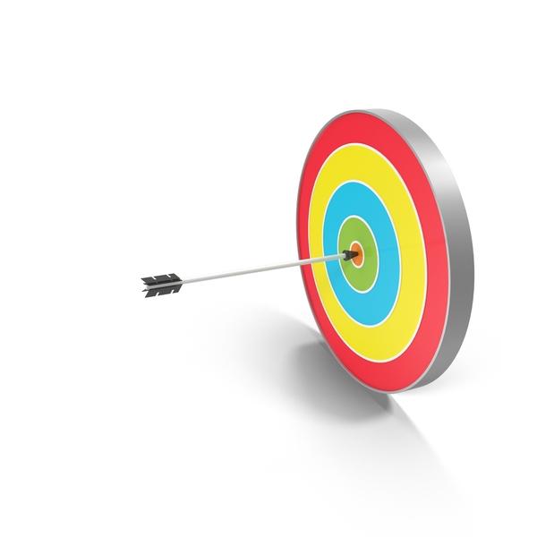 Archery Target Object