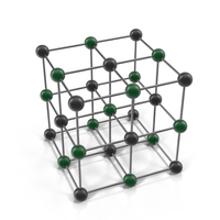 Sodium Chloride Molecule PNG & PSD Images