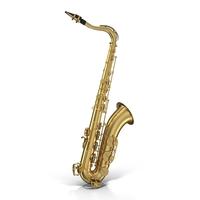 Tenor Saxophone PNG & PSD Images