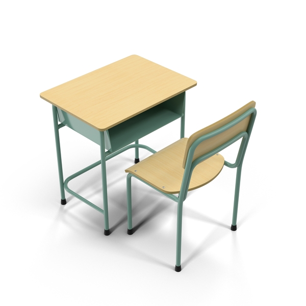 School Desk  Object