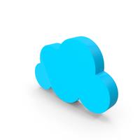 Small Cartoon Cloud PNG & PSD Images