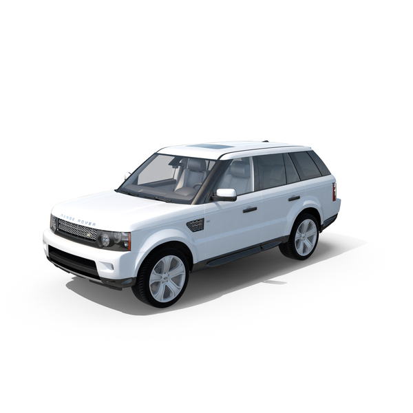 Land Rover Range Rover Object