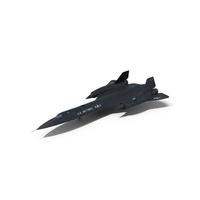 Lockheed SR-71 Blackbird PNG & PSD Images