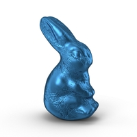 Chocolate Bunny PNG & PSD Images