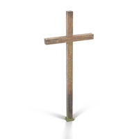 Wooden Cross PNG & PSD Images