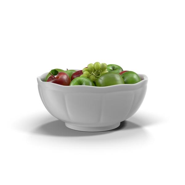 Fruit Bowl PNG & PSD Images