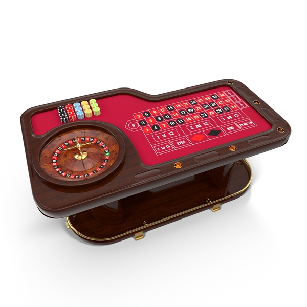 Roulette Table Object