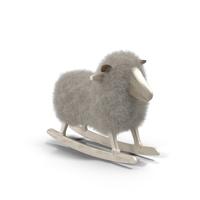 Sheep Rocker PNG & PSD Images