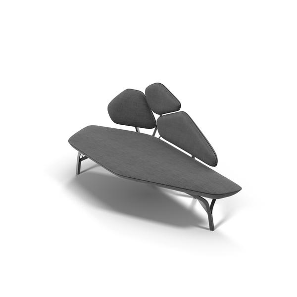 La Chance Borghese Sofa Object