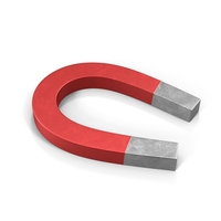 Horseshoe Magnet PNG & PSD Images