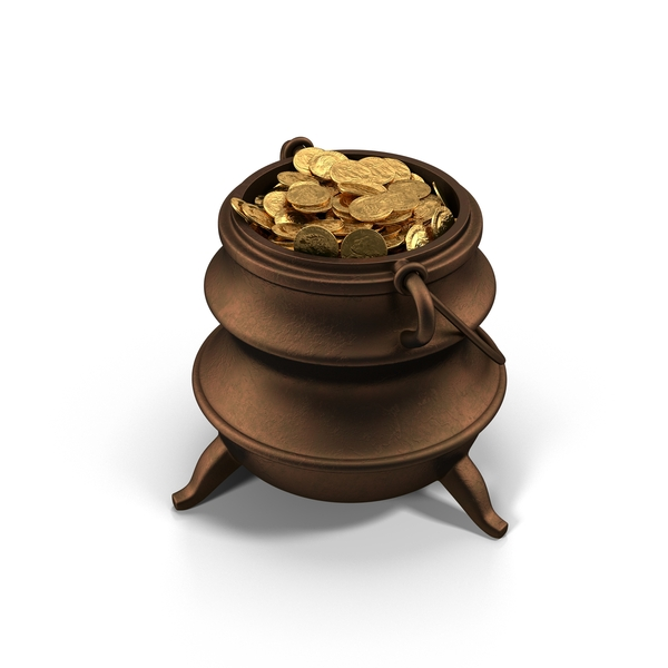 Pot of Gold Object