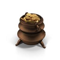 Pot of Gold PNG & PSD Images