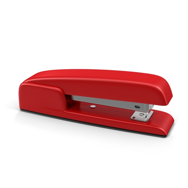 Red Stapler Object
