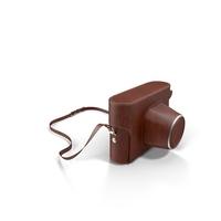 Vintage Camera Case Object