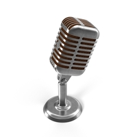 Radio Microphone PNG & PSD Images
