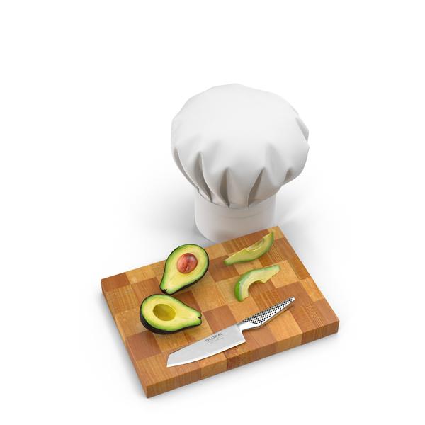 Chopping Board Object