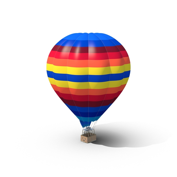 Air Balloon PNG & PSD Images