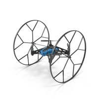 Parrot MiniDrone Quadcopter PNG & PSD Images