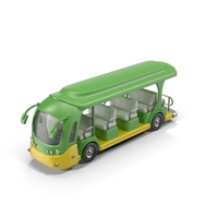 Cartoon Tour Bus PNG & PSD Images